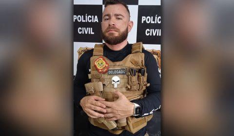 Delegado de Icó comemora operação 'Hera' que resultou na prisão de suspeitos de estupros