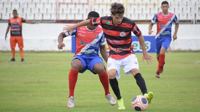 Barbalha empata com o Guarany de Sobral na estreia do Campeonato Cearense