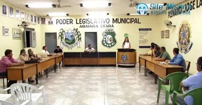 Vereadora de Abaiara poderá ter mandato cassado pela justiça