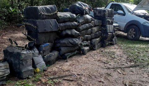 Investigação prendeu número 1 de facção no Ceará e apreendeu cerca de R$ 70 milhões em drogas