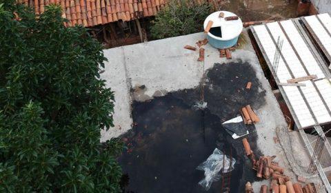 Drones são usados para localizar focos da dengue no Crato