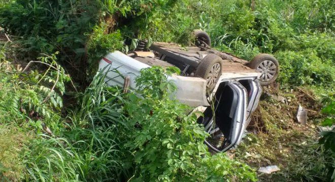 Fisioterapeuta se envolve num grave acidente em Juazeiro quando seguia para Caririaçu