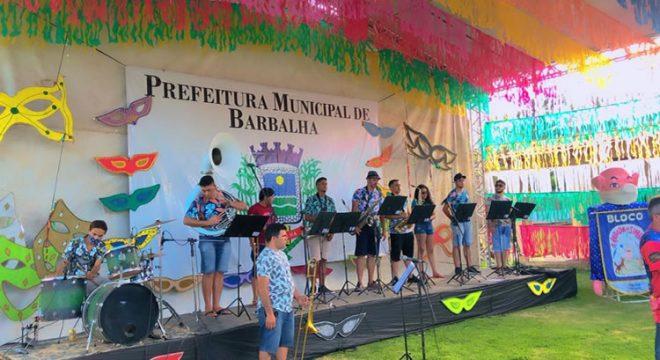 Barbalha promove Carnaval online com apresentação de blocos e escolas de samba