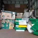 Polícia Civil do Ceará incinera mais de uma tonelada de drogas; 758 kg são de maconha
