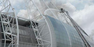 Federação Cearense de Futebol deverá apresentar laudos de prevenção a incêndios em estádios