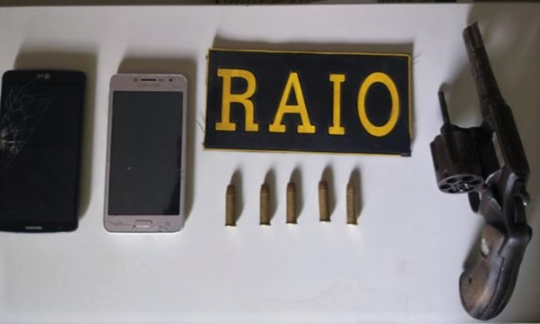 PM apreende seis armas de fogo em Barbalha, Juazeiro, Araripe e Mauriti