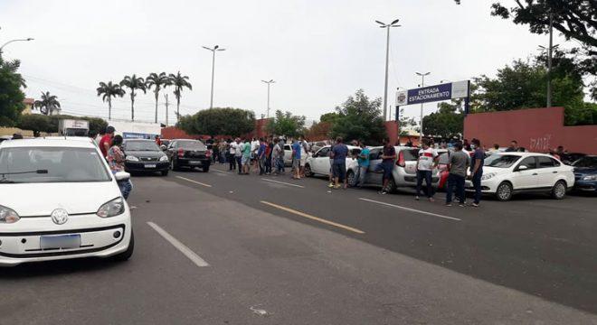 Motoristas de App de Juazeiro do Norte fazem manifestação nesta terça-feira, 23