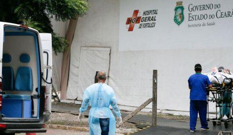 Ceará terá mais cinco hospitais de campanha para enfrentar agravamento da pandemia