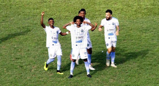 Crato surpreende e vence o Icasa pelo 2º turno do Campeonato Cearense