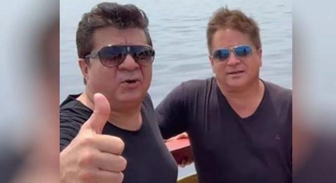 Assessor de Leonardo morre após ser atingido por tiro em fazenda do cantor