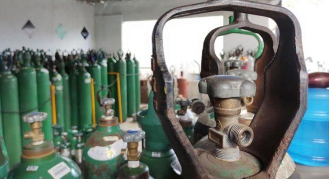 MPCE já notificou 46 municípios para monitorar e garantir estoque de oxigênio medicinal