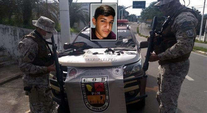 """Polícia prende """"Muriçoca"""" em Crato pela prática de crimes no Cariri"""