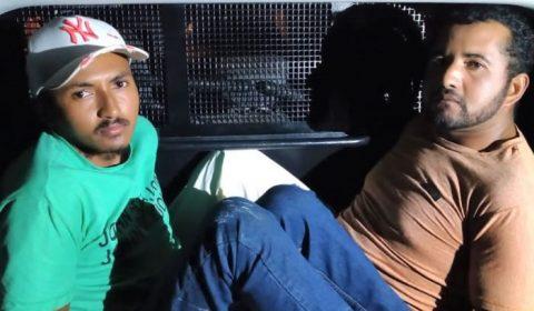 Irmãos foram presos em Salitre no Cariri acusados de estuprarem uma menor