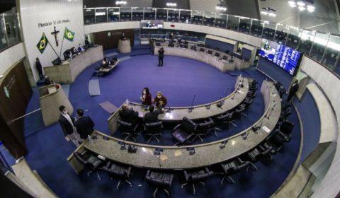 Assembleia Legislativa do Ceará será fechada até 18 de março; sessões serão remotas
