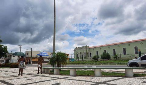 Sertão Central e Inhamuns concentra as maiores chuvas em 24h; Acopiara registra 94 mm