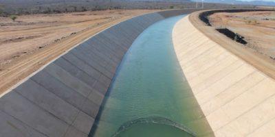 Chegada das águas do São Francisco deve ampliar segurança hídrica no Cariri