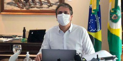 Camilo Santana se reúne com especialistas para decidir sobre manutenção do lockdown no Ceará