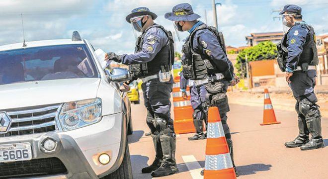 Mais de 9 mil policiais já foram afastados por suspeita de Covid-19 e 24 morreram pela doença no Ceará