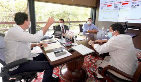 Decisão sobre lockdown no Interior do Ceará será feita por macrorregiões, diz Aprece