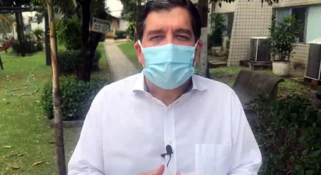 Ceará monitora 240 pacientes com suspeita de infecção pela nova cepa do coronavírus