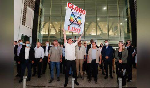 'Para a mídia, o vírus sou eu', diz Bolsonaro no ápice da pandemia no Brasil