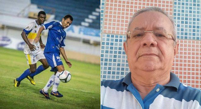 Replay desta terça traz o ex-jogador Jean e o presidente do Icasa, França Bezerra, em entrevista exclusiva