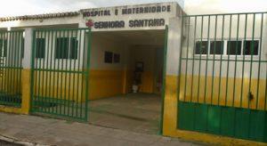 """""""Cicinho"""" chegou sem vida ao Hospital Senhora Santana"""