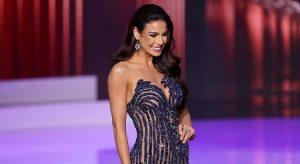 Brasileira Julia Gama fica em 2º lugar no Miss Universo