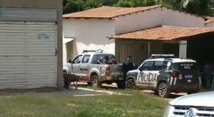 Polícia Militar apreende arma de fogo ao dispersar aglomeração em Icó