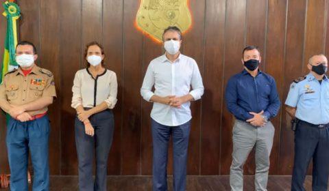 Ceará irá contratar 3.074 profissionais via concurso para Corpo de Bombeiros, Pefoce, Polícia Civil e Militar