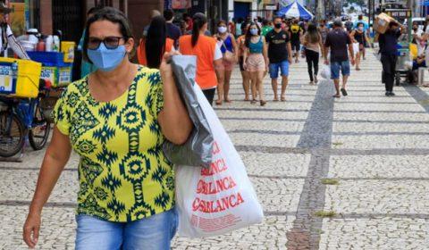 Atividade econômica do Ceará recua 4,68% em março