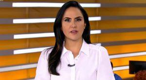 Carla Cecato é demitida da Record TV após 16 anos na emissora
