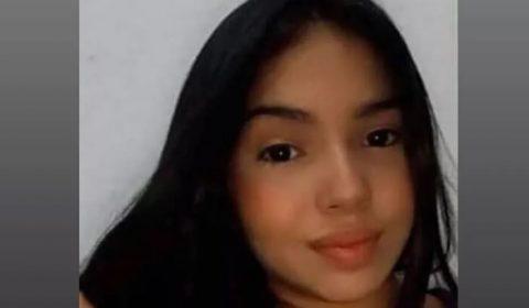Adolescente de 14 anos que estava desaparecida há 4 dias dias é encontrada morta