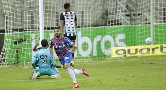 Fortaleza vence Ceará por 3 a 0 em Clássico-Rei e avança às oitavas de final da Copa do Brasil