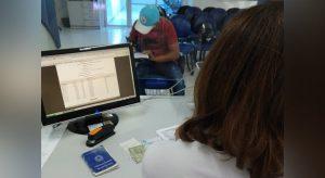 Pedidos de seguro-desemprego caem 53% em um ano no Ceará