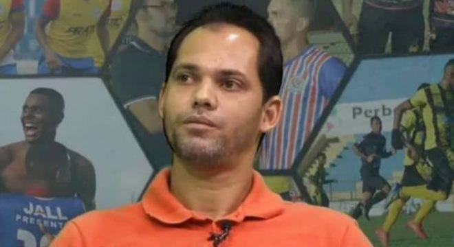 Marcos Vinicius disse ao Replay que ganhou 30 mil reais em apenas um jogo pelo Icasa