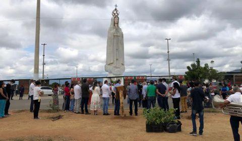 Vítimas da Covid-19 são homenageadas no aniversário de 257 anos do Crato
