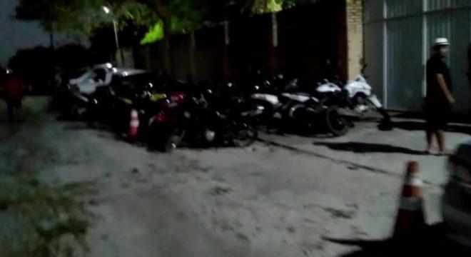 Bingo com 3 mil pessoas é encerrado pela Polícia em Horizonte