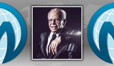 Morre o comunicador Augusto Borges, aos 89 anos, em Fortaleza