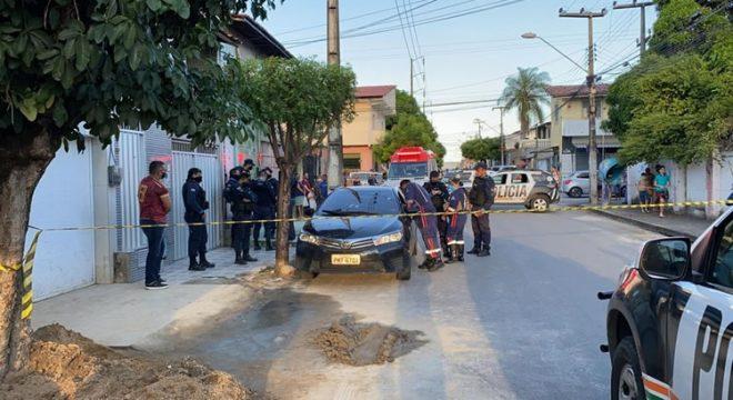 Policial penal reage a assalto e adolescente morre em Fortaleza