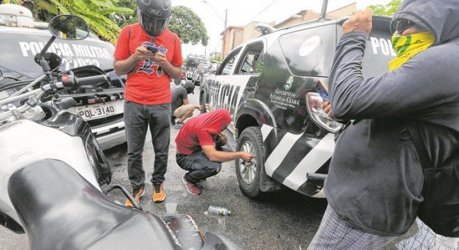 340 policiais que participaram de motim no Ceará já foram denunciados, diz promotor