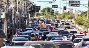 Atos contra Bolsonaro no Ceará devem ocorrer em Fortaleza e mais 10 cidades
