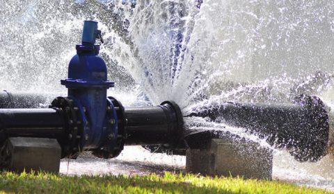 Ceará perde 42% de toda a água distribuída, aponta estudo