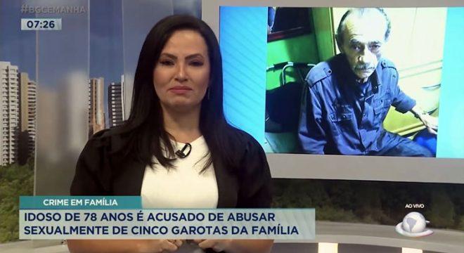 Apresentadora da TV Cidade, afiliada da Record TV no Ceará, revela ao vivo que foi abusada
