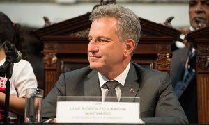 Presidente do Flamengo é o preferido de Bolsonaro para ser seu vice em 2022