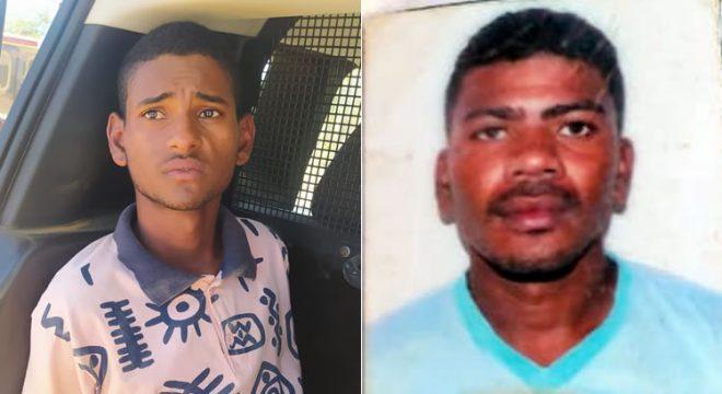 Dupla ameaça matar mulher no Cariri, troca tiros com a PM e um deles foi preso em Araripe