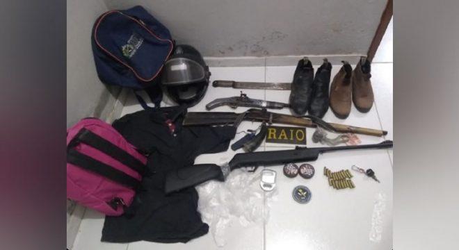 Troca de tiros entre oficiais do BPRaio e suspeitos deixa um morto em Icó
