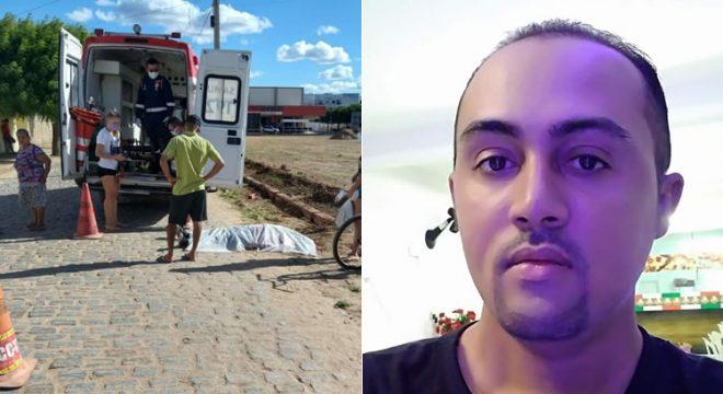 Segurança morre em acidente de moto em Icó