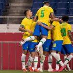 Brasil bate o Egito e está garantido na semifinal dos Jogos Olímpicos de Tóquio
