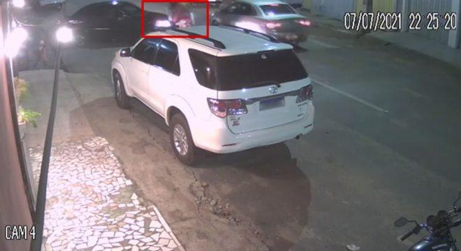 Veja imagens de acidente no Juazeiro do Norte envolvendo três veículos